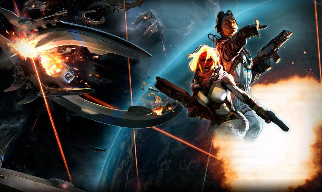 Kostenlose Weltraumspiele
