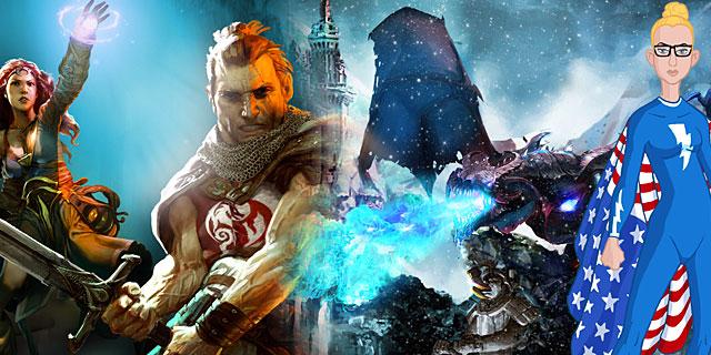 Die besten Rollenspiel Games im Februar 2012